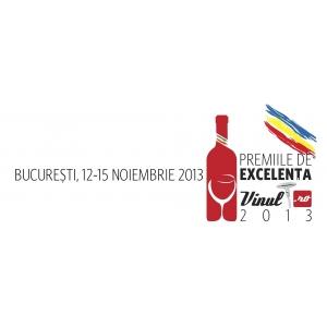 Cele mai bune vinuri româneşti, medaliate la Premiile de Excelență Vinul.Ro 2013