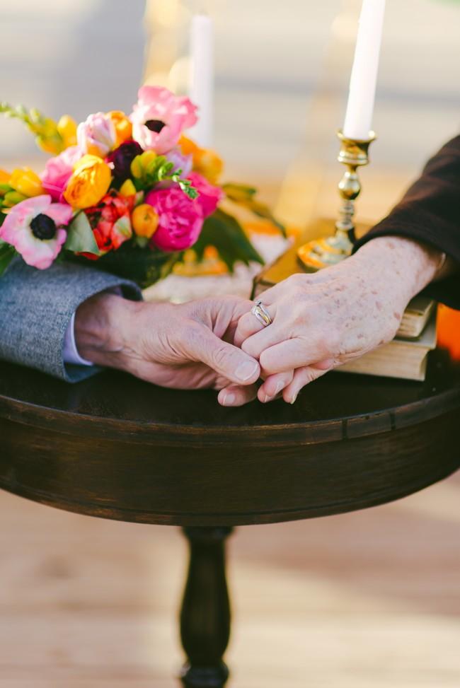 Cuplul adorabil care și-a serbat cei 61 de ani împreună printr-o serie de fotografii fascinante