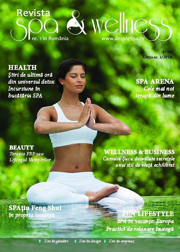 S-a lansat revista Spa & Wellness