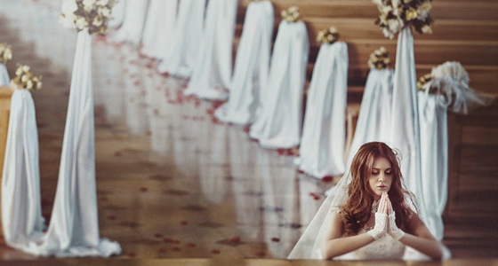 Împreună pentru totdeauna! 20 cele mai emoționante fotografii de nuntă