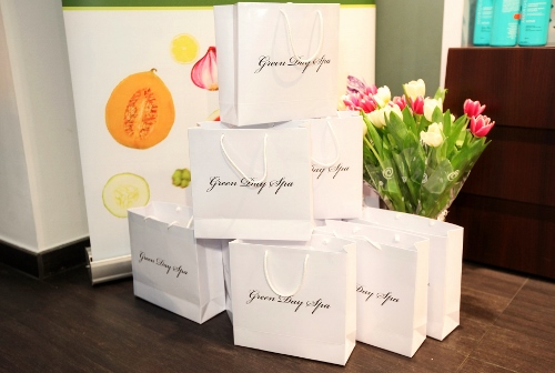 THE GLAM DIARIES, un nou concept de eveniment dedicat frumuseţii feminine, marca Green Day Spa
