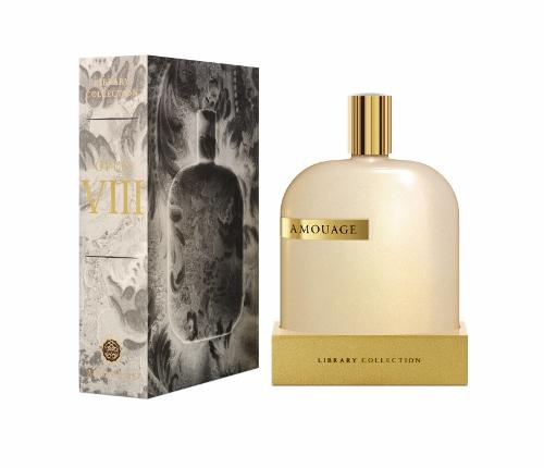 OPUS VIII, parfumul casei Amouage ce suprinde metamorfoza adevarului