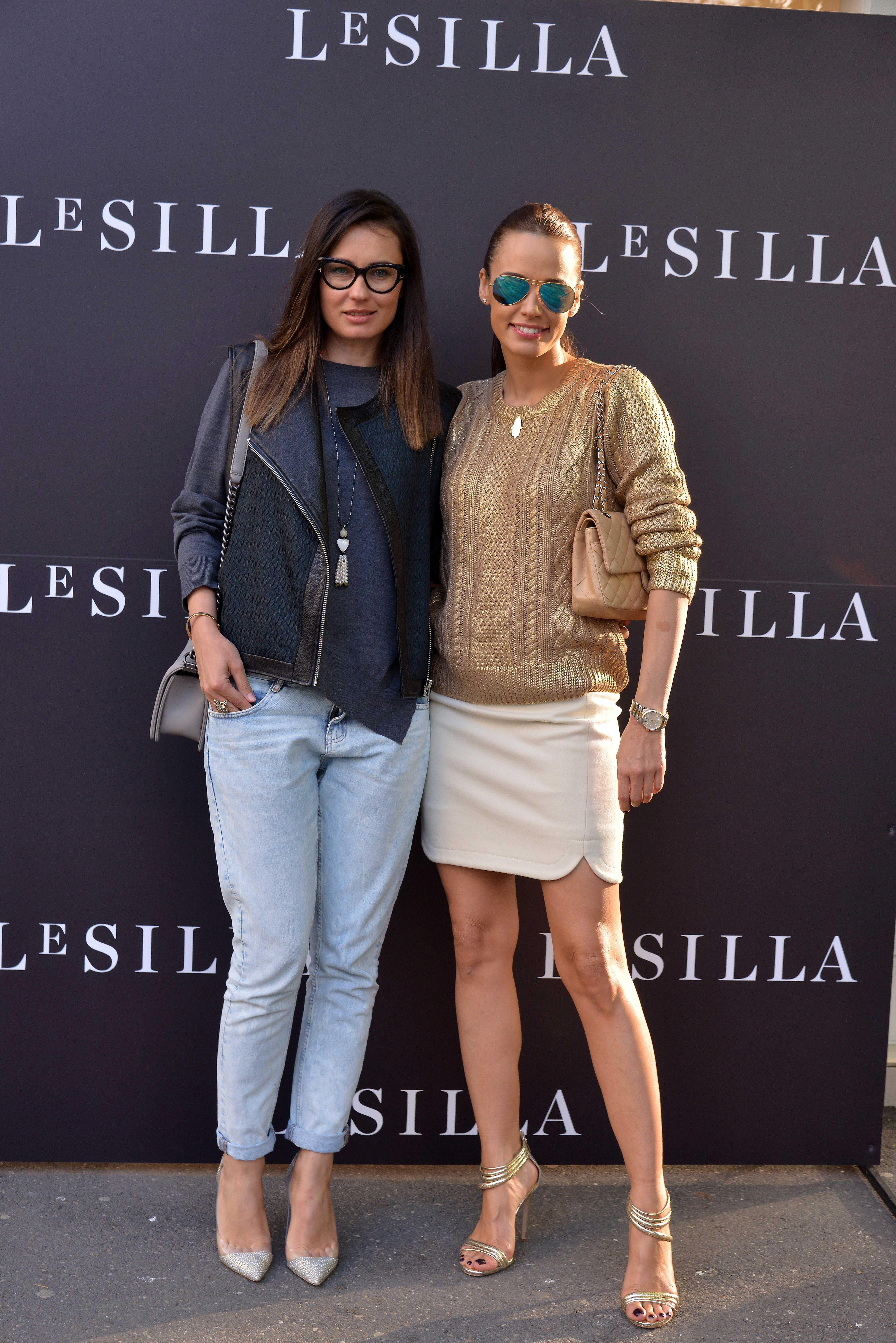 S-a deschis primul magazin Le Silla