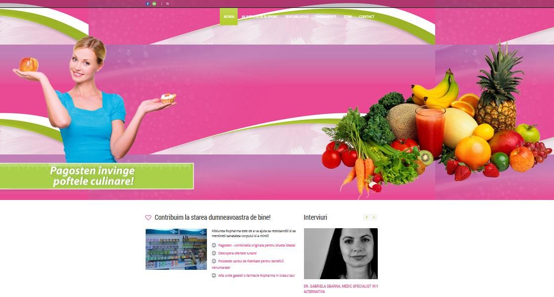 Ropharma lanseaza www.controlulgreutatii.ro  – ajutorul specializat in problemele greutatii