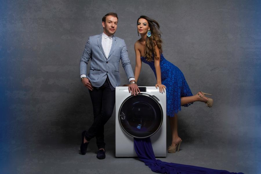 Stephan Pelger recomandă Samsung Crystal Blue pentru o ținută impecabilă