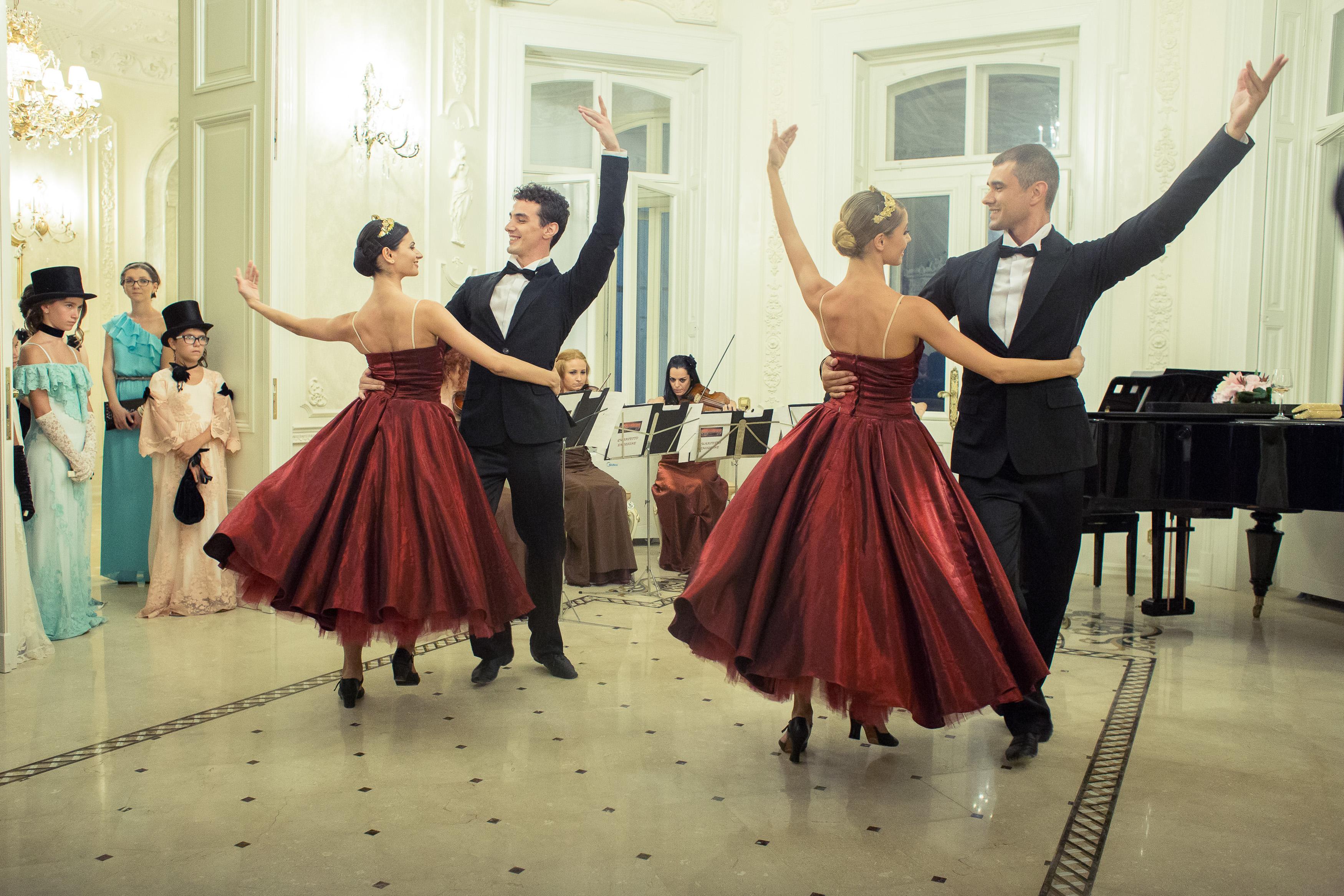 Inaugurarea seratelor culturale la Palatul Noblesse – adevarate evenimente de societate