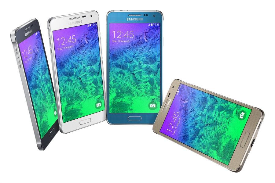 Samsung Galaxy Alpha, dispozitivul ce redefineste design-ul seriei Galaxy