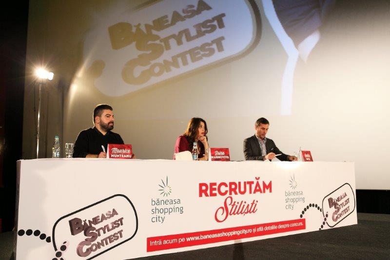 Băneasa Stylist Contest îşi anunţă semifinaliştii