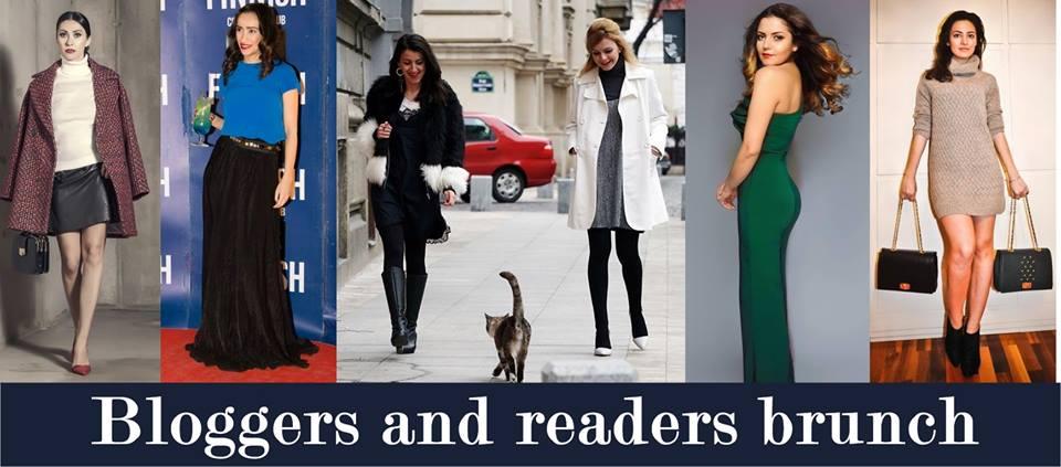 Concurs! Hai cu noi la Bloggers and readers brunch!