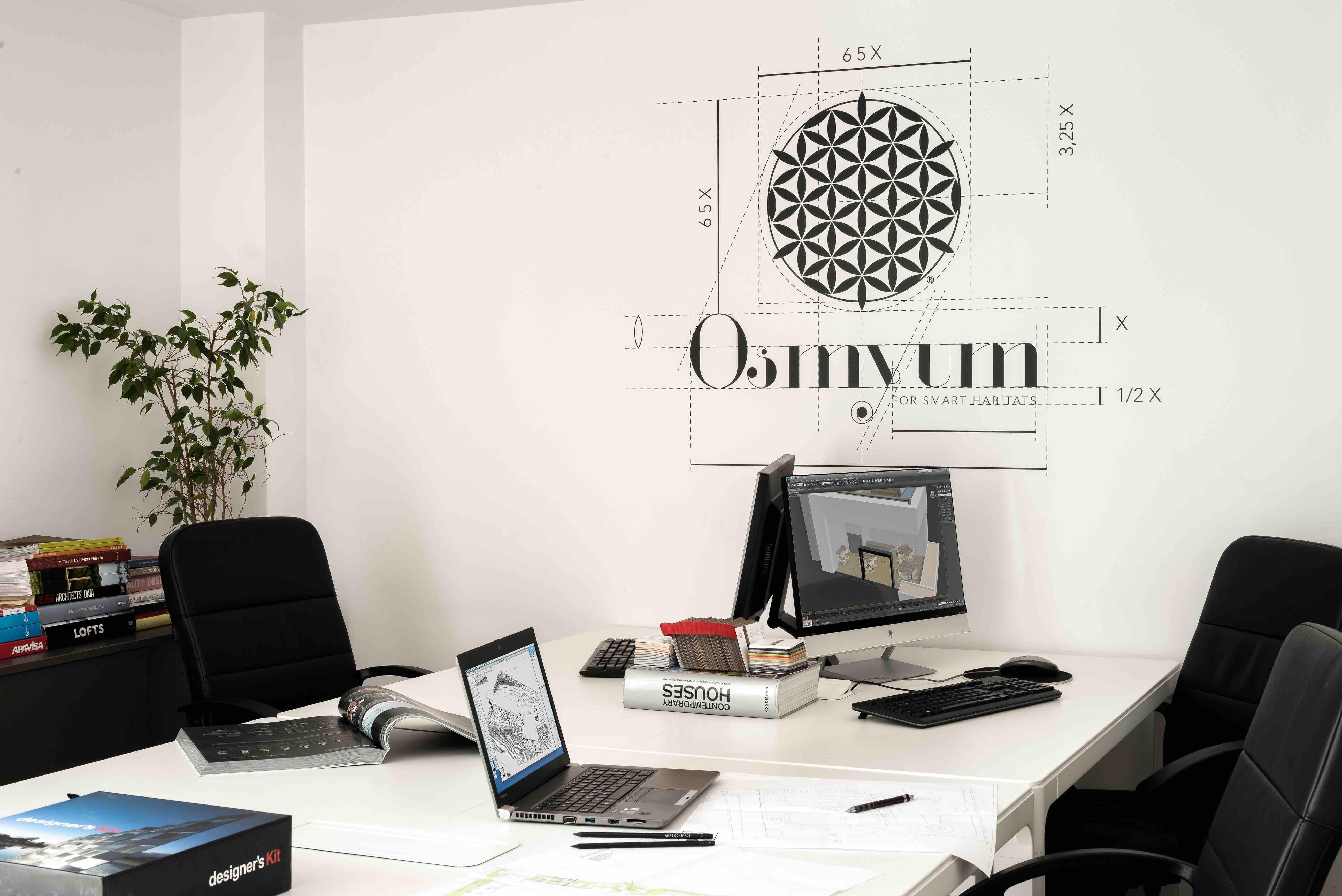 OSMYUM – un nou spațiu pentru iubitorii de design și arhitectură