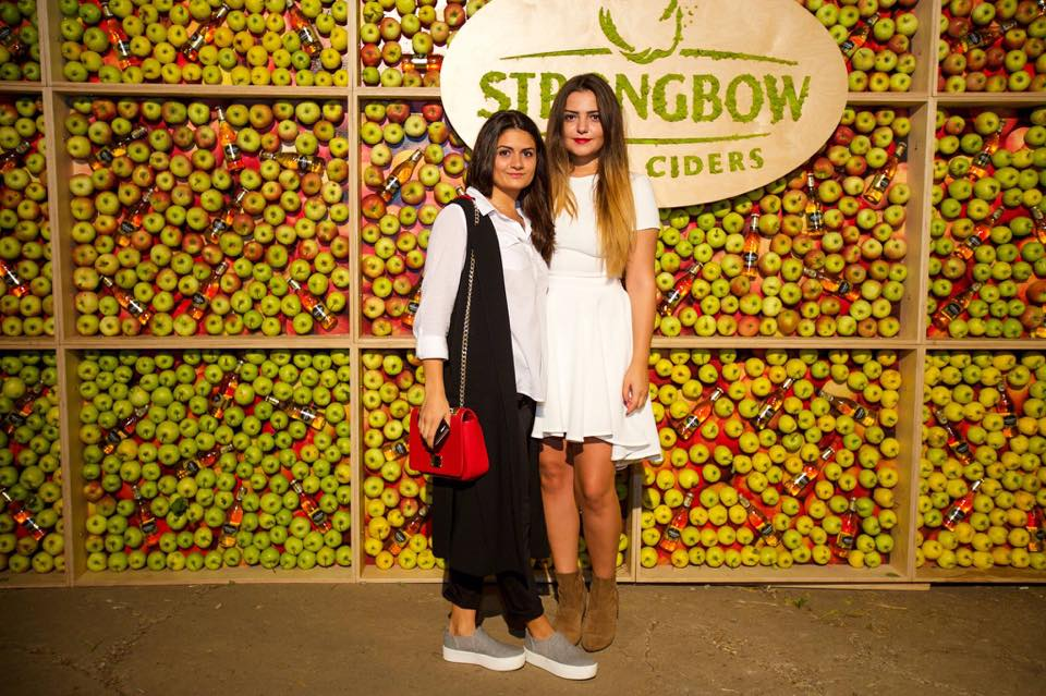 Strongbow Appletone Party