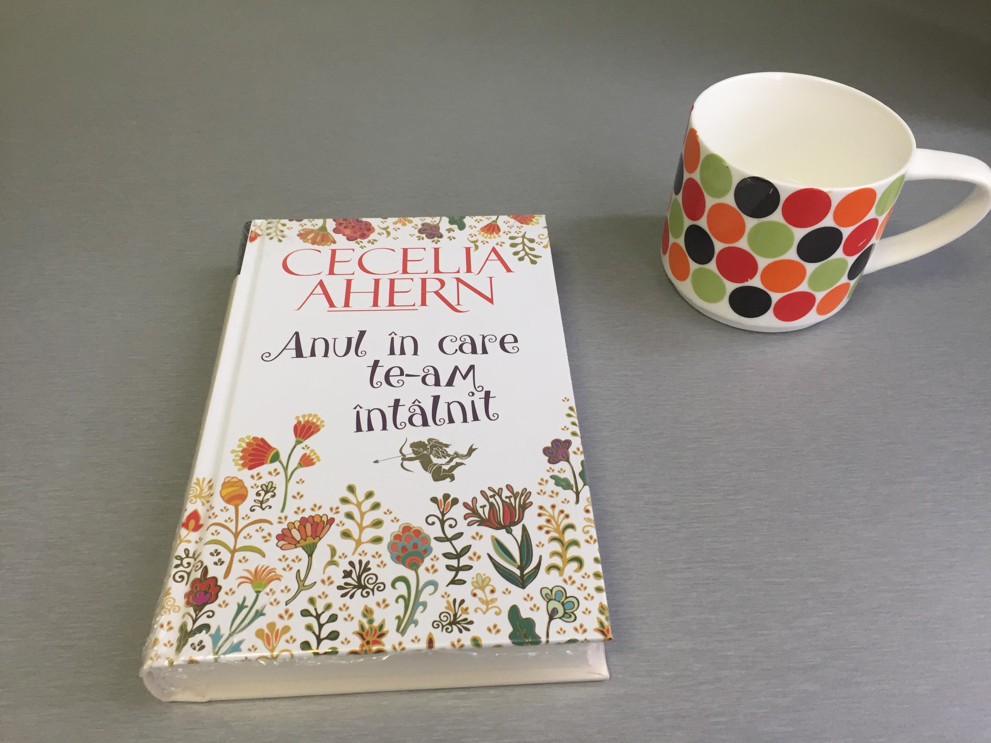 Anul in care te-am intalnit, de Cecelia Ahern – ganduri pentru pofta de viata