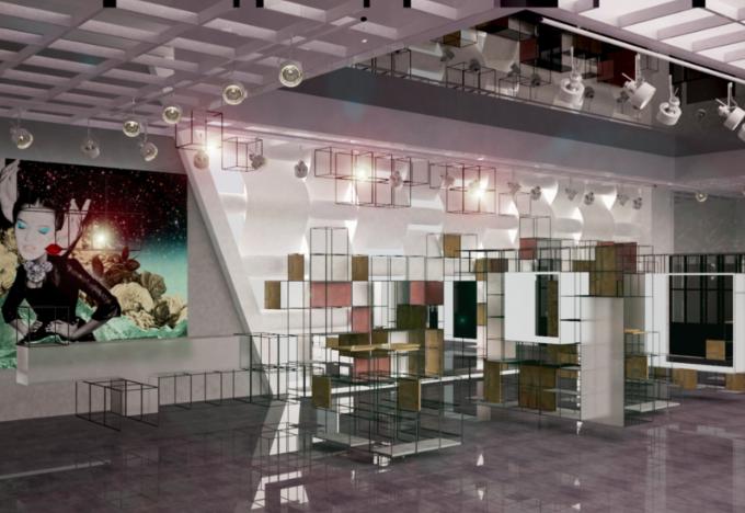 Molecule F deschide primul Concept Store la Promenada Mall