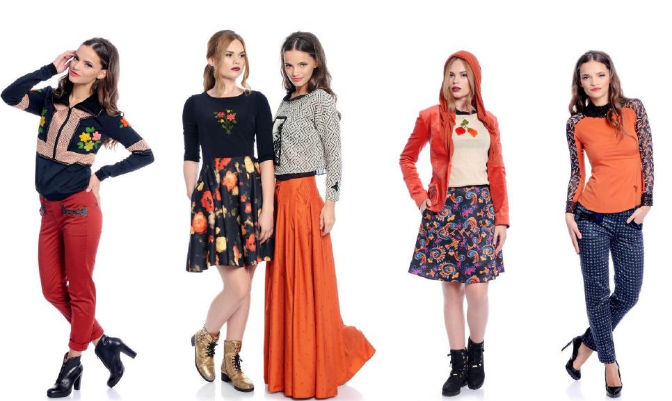 Descopera piesa vestimentara statement a colectiei de iarna Mathilde