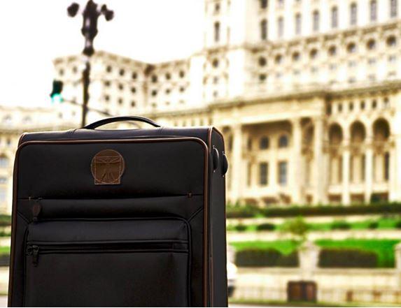 ZiP UP aduce în România cele mai ușoare valize
