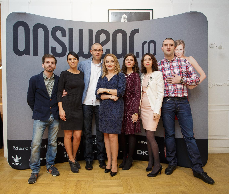 Answear s-a lansat oficial şi în România