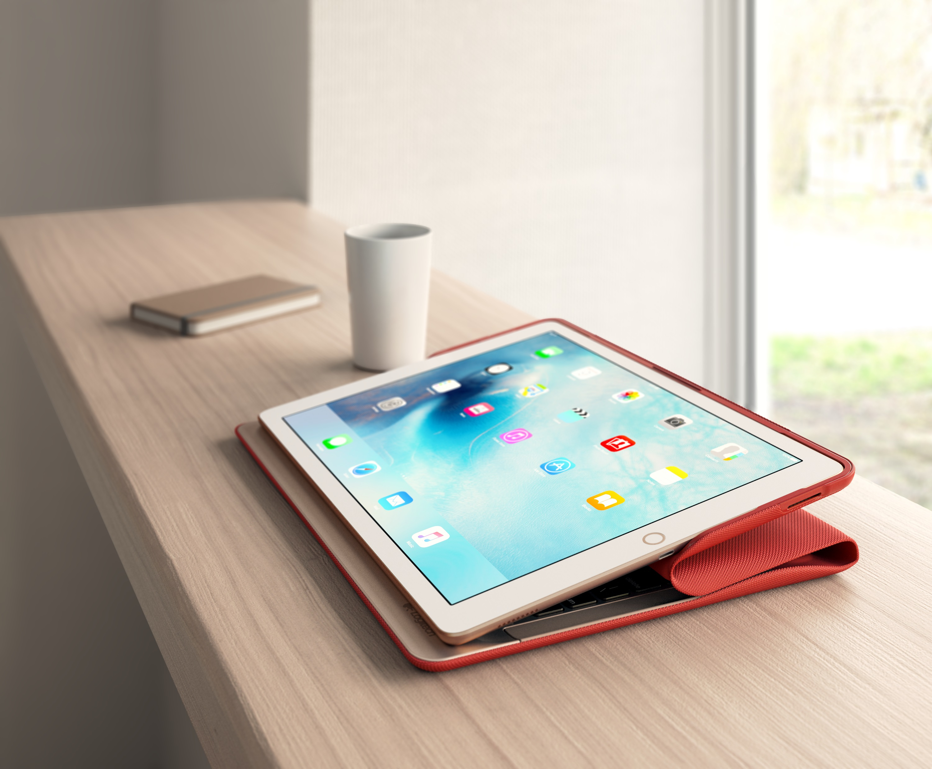 Apple iPad Pro – accesoriul perfect de la Logitech – LOGI Create