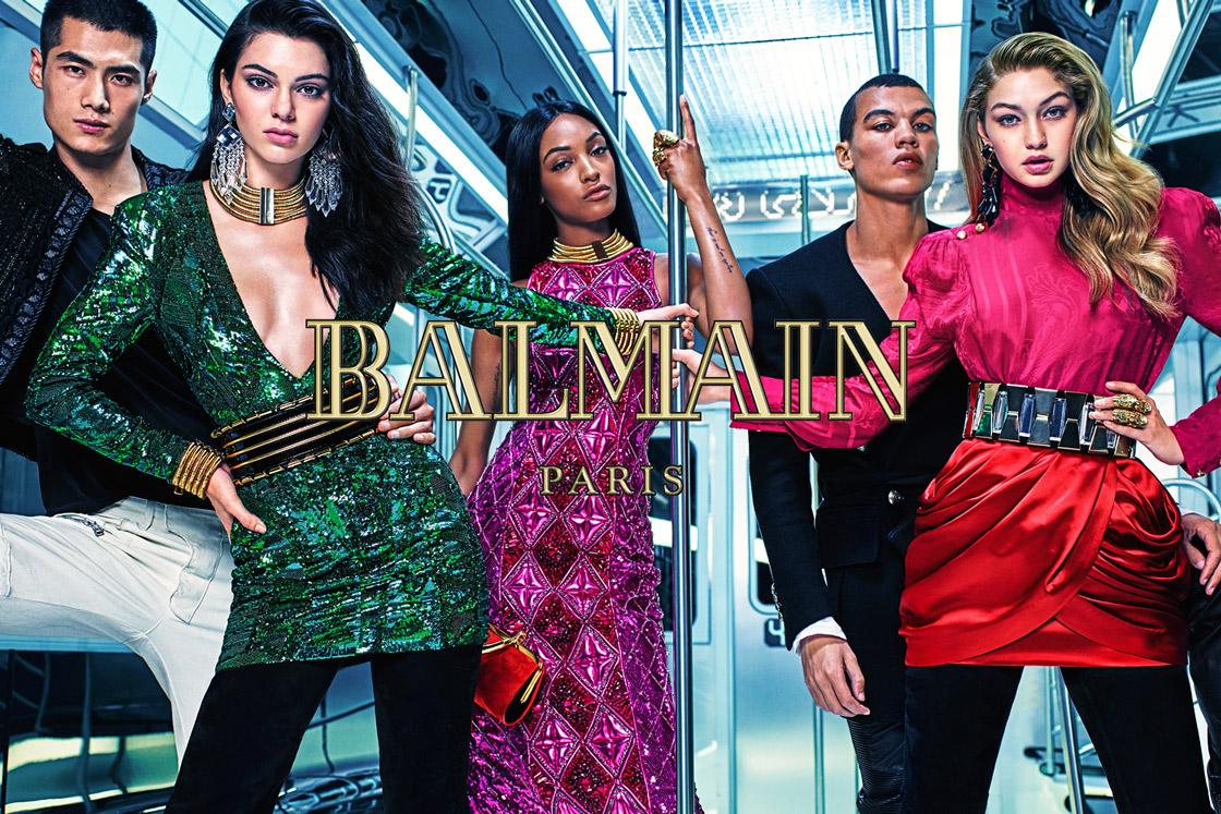 BALMAIN pentru H&M – vezi colecția completă
