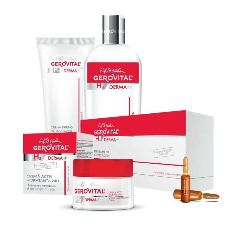Gerovital H3 Derma+, cel mai bun produs nou de ingrijire al anului
