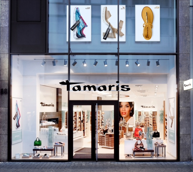 Tamaris este cel mai popular retailer de moda din Germania