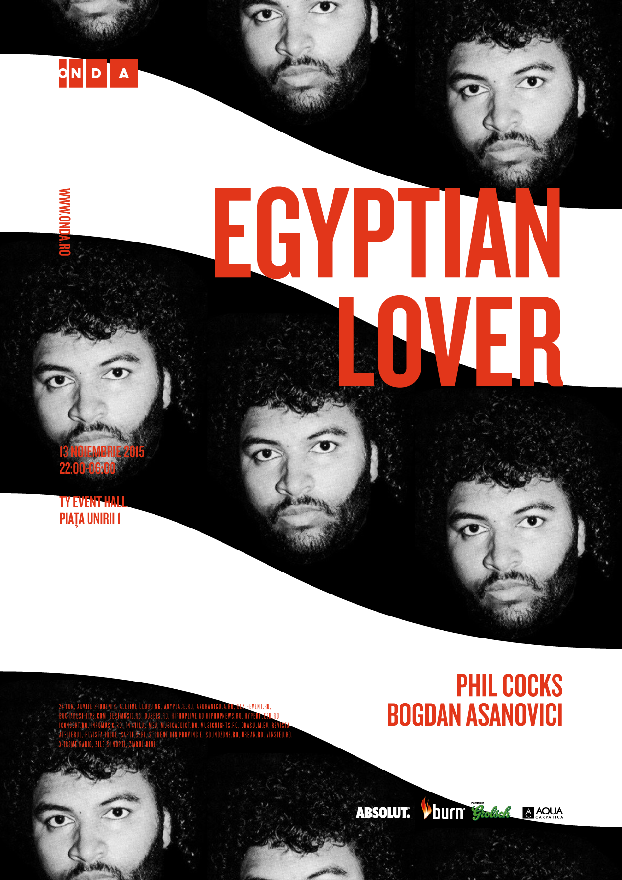 ONDA pres. Egyptian Lover