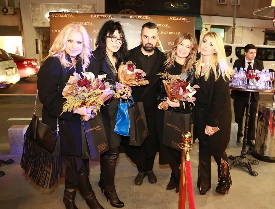 Bacio Di Moda Opening New Store