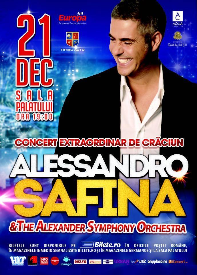 Au mai ramas 6 zile pana la intalnirea cu Alessandro Safina