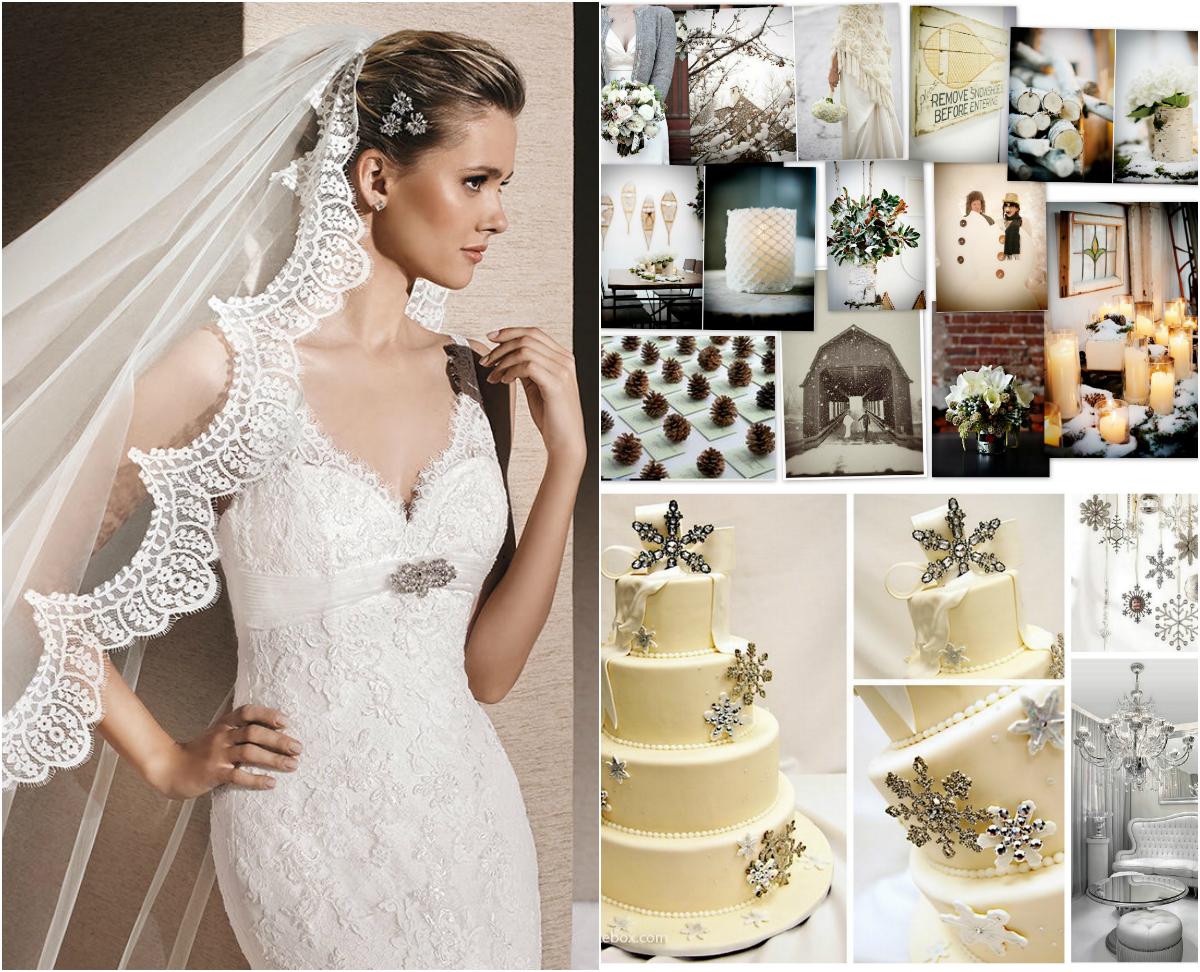 Cum sa iti organizezi o nunta iarna? Fii o Craiasa a Zapezilor!