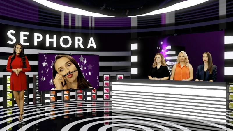 Tuio lanseaza pentru Sephora prima emisiune-concurs