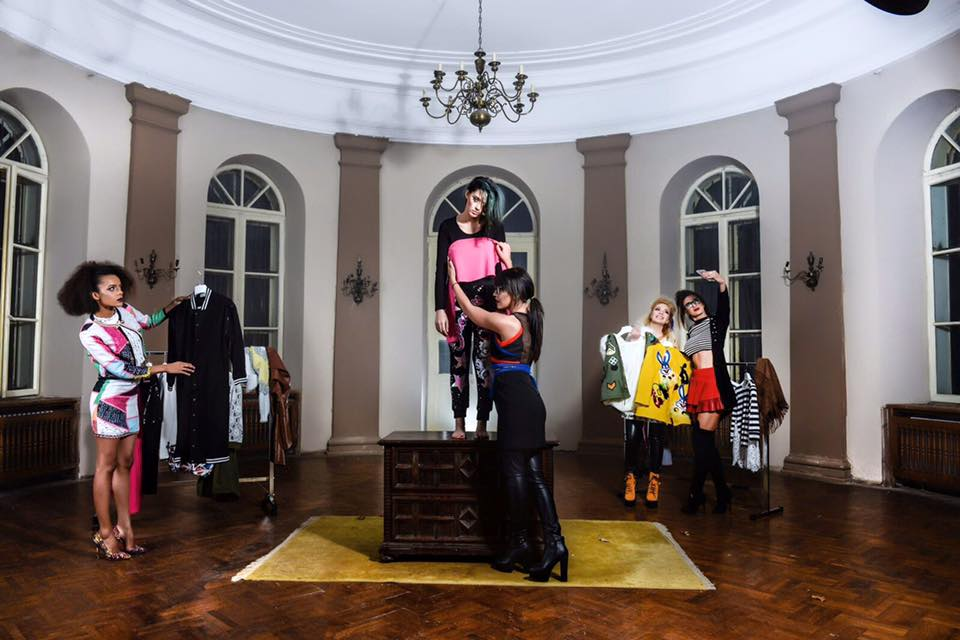 KraxyRabbit- un nou nume in industria modei din Romania