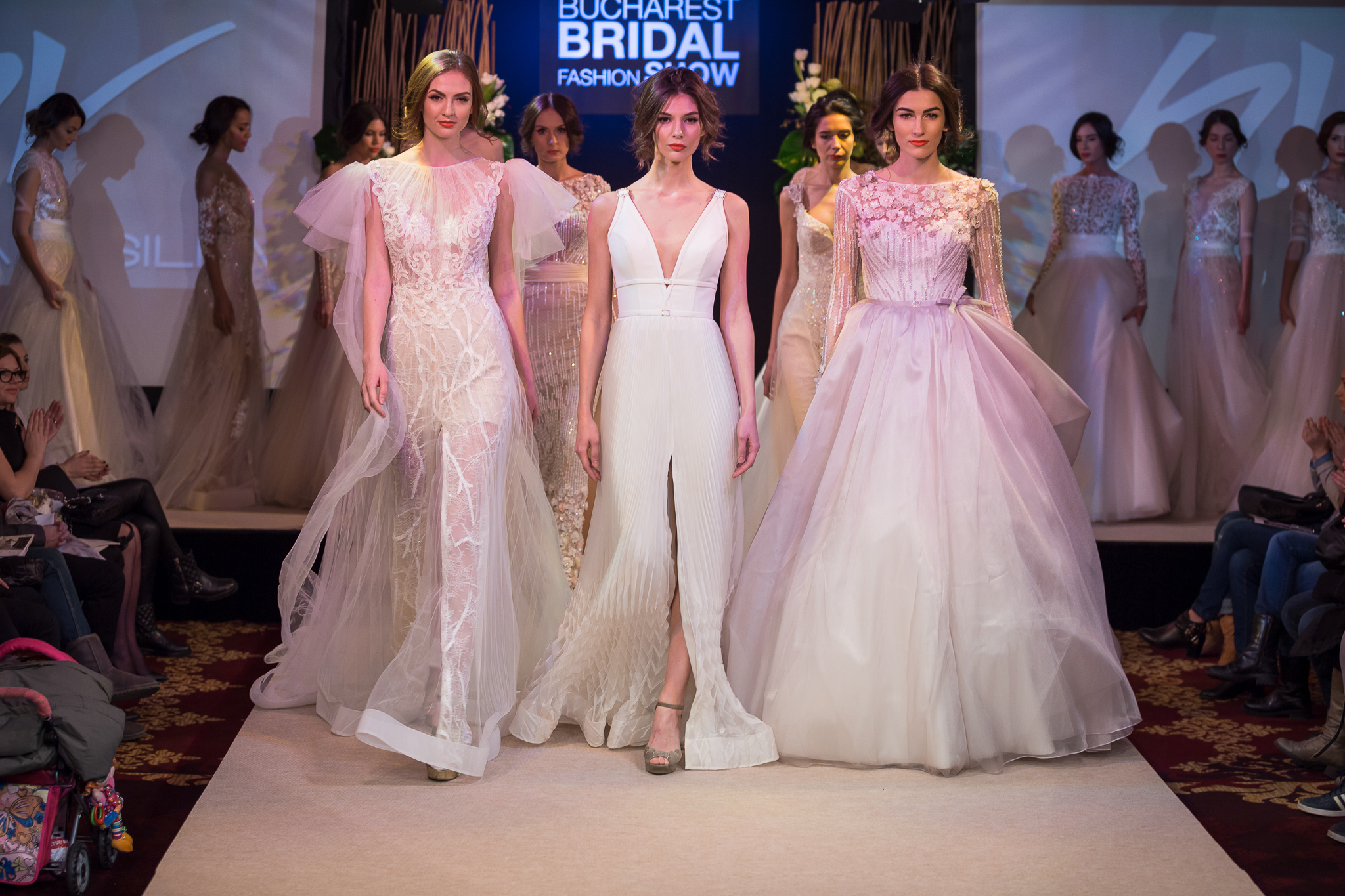 Bucharest Bridal Fashion Shows, un regal al rochiilor de mireasa
