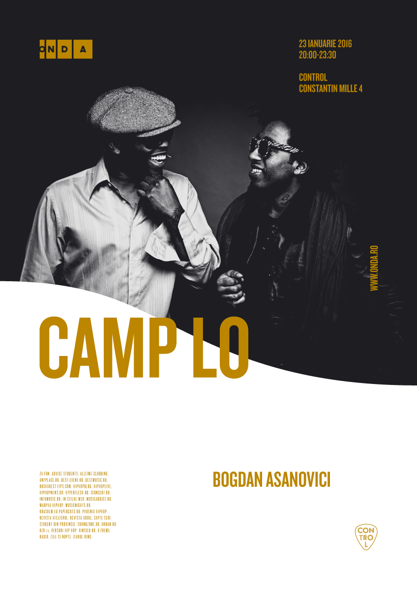 ONDA pres. Camp Lo – Black Connection Tour