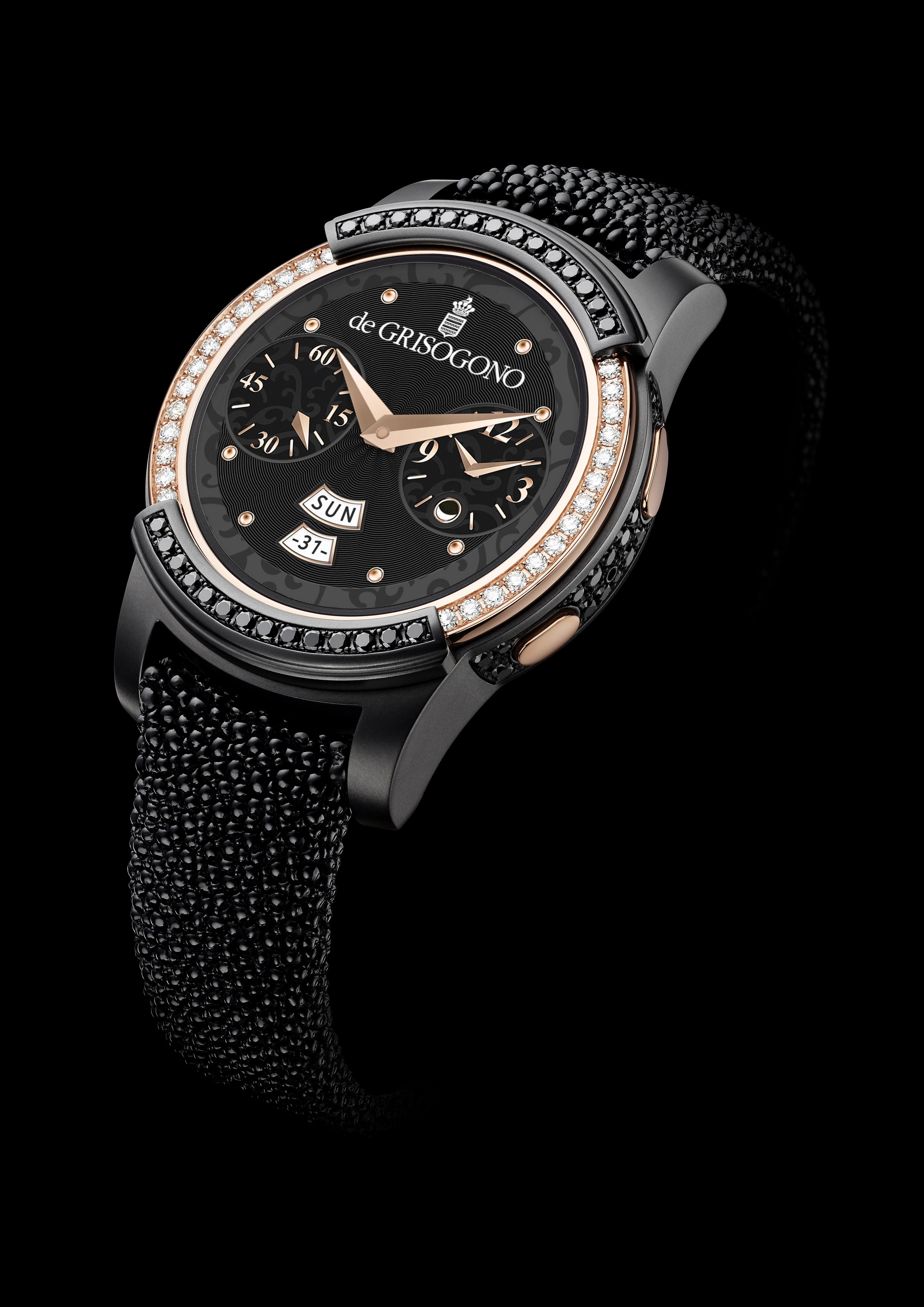 Smartwatch de lux în ediție limitată de la Samsung și de GRISOGONO