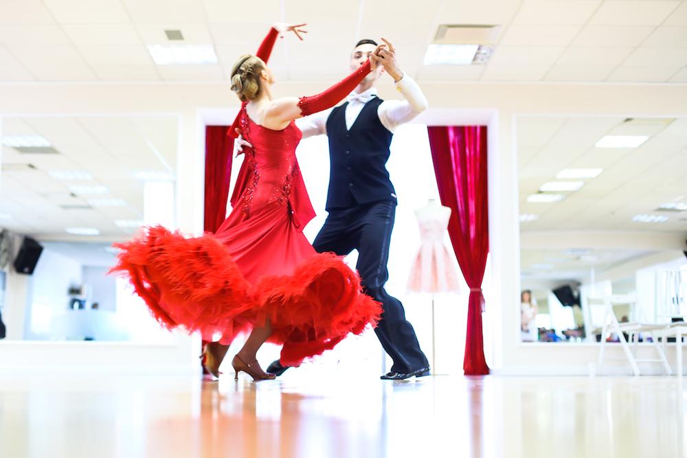 Studioul de dans Arthur Murray a împlinit 2 ani de prezență în România