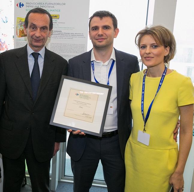 Carrefour și LIDAS susțin stilul de viață sănătos