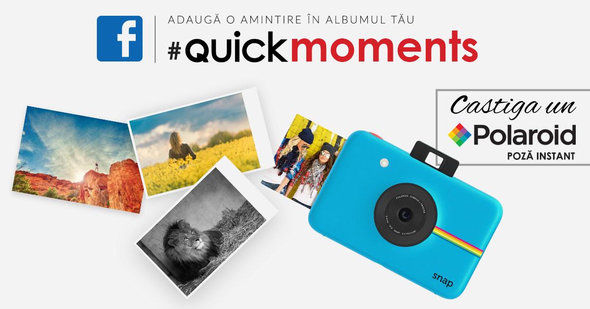 Campanii de Paște de la QuickMobile, cu premii Apple și Polaroid