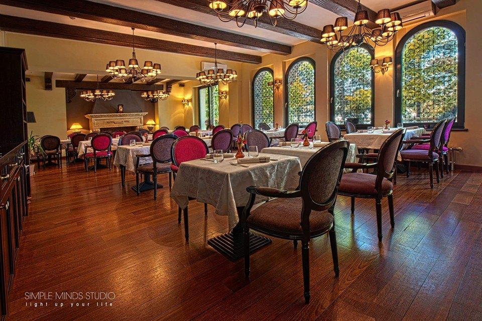 S-a deschis restaurantul Cézanne by Chef Cezar Munteanu