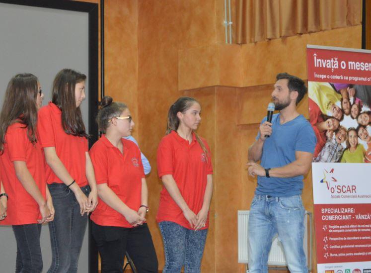 Alternativă pentru tineri prin programul o`SCAR: învățământul profesional de tip dual