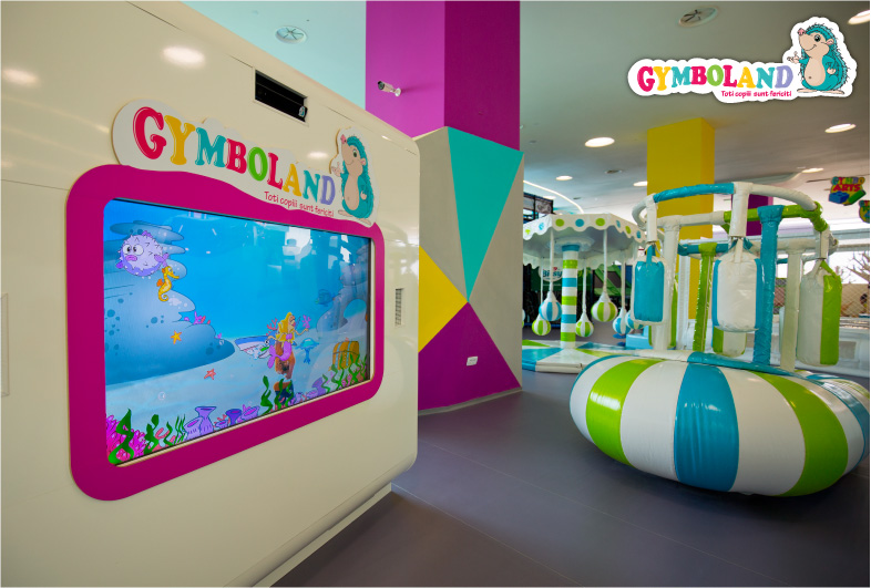 Gymboland, taramul magic al copilariei fara de sfarsit