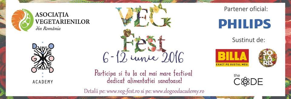 Vă invităm la VEG FEST