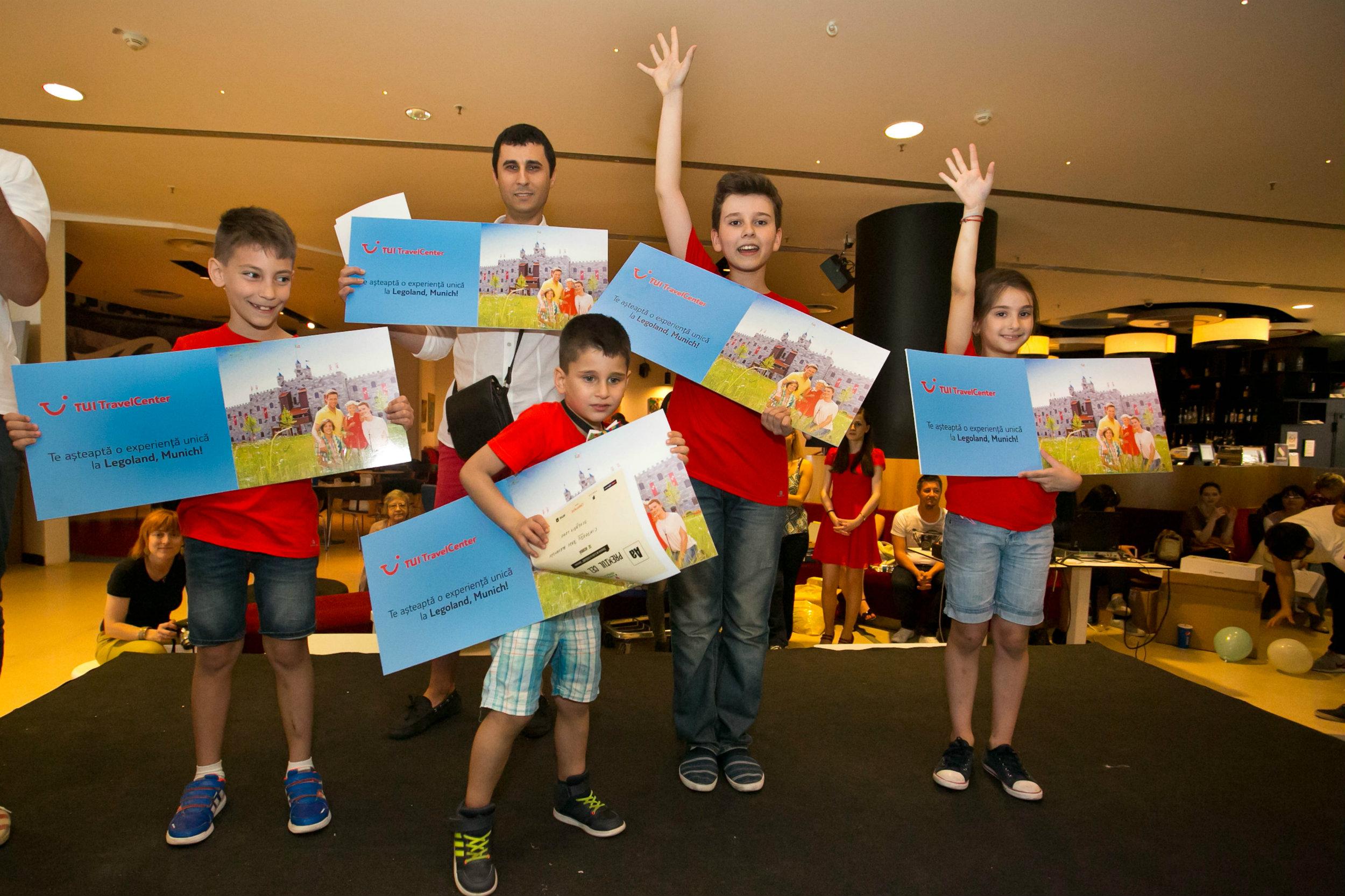 Expoziția Imaginației și-a desemnat câștigătorii