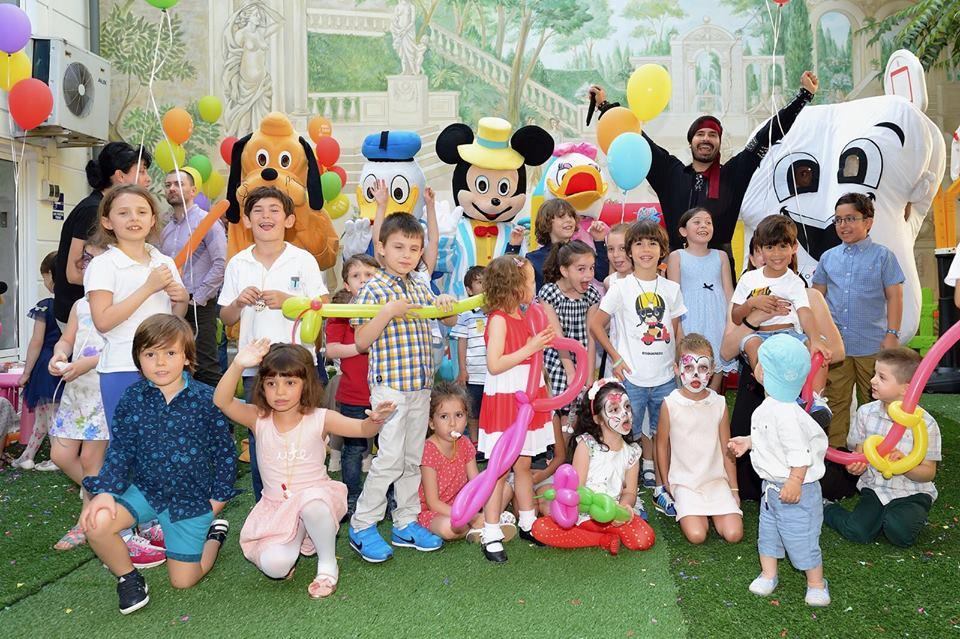 Miko Children Party, un concept care îmbină sănătatea cu distracția