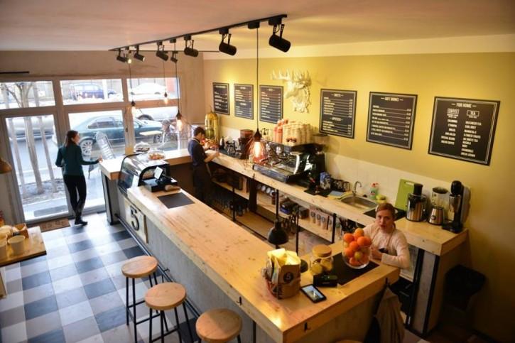 După succesul primei locații, 5 to go deschide a doua cafenea în Iași