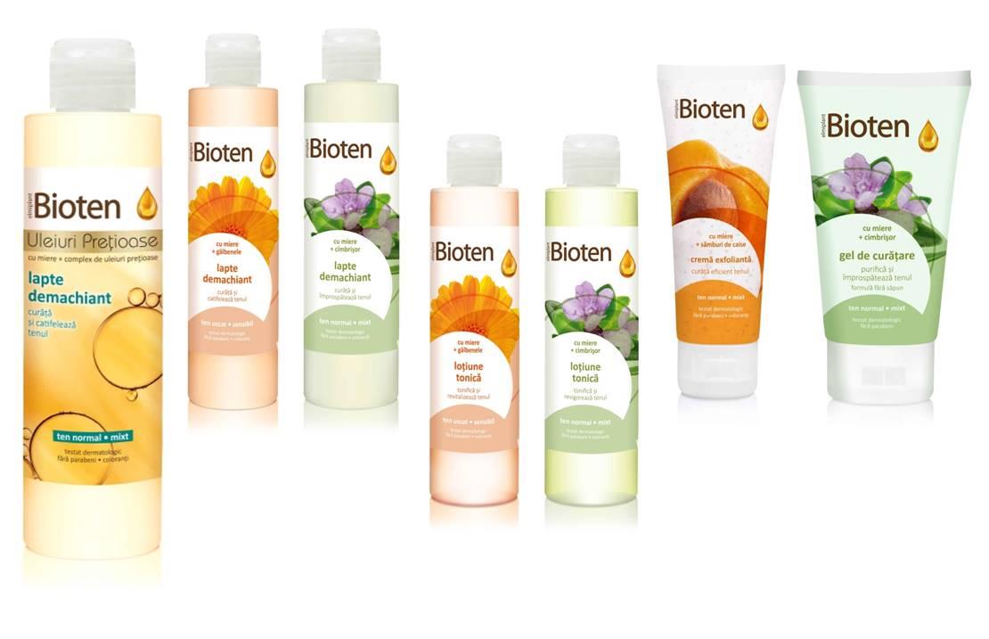 Bioten se relansează şi prezintă un produs nou!