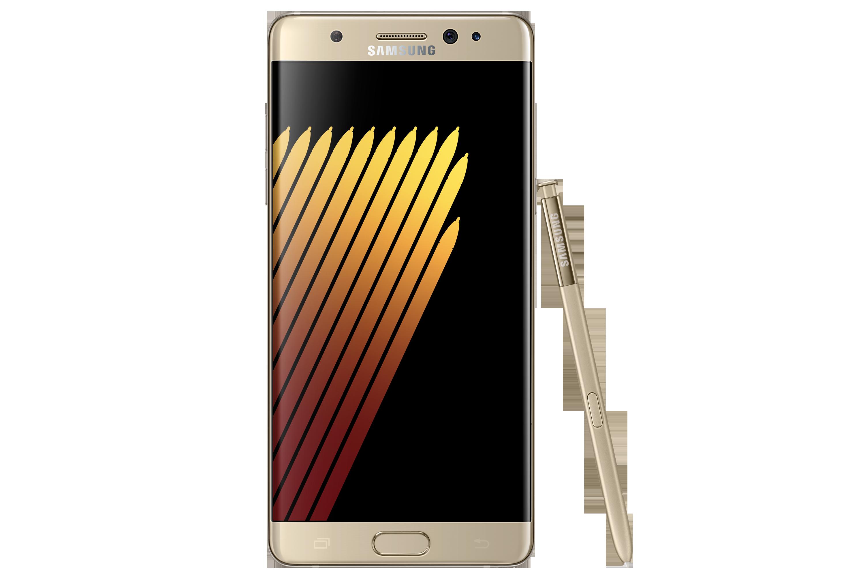 Samsung lansează noul Galaxy Note7