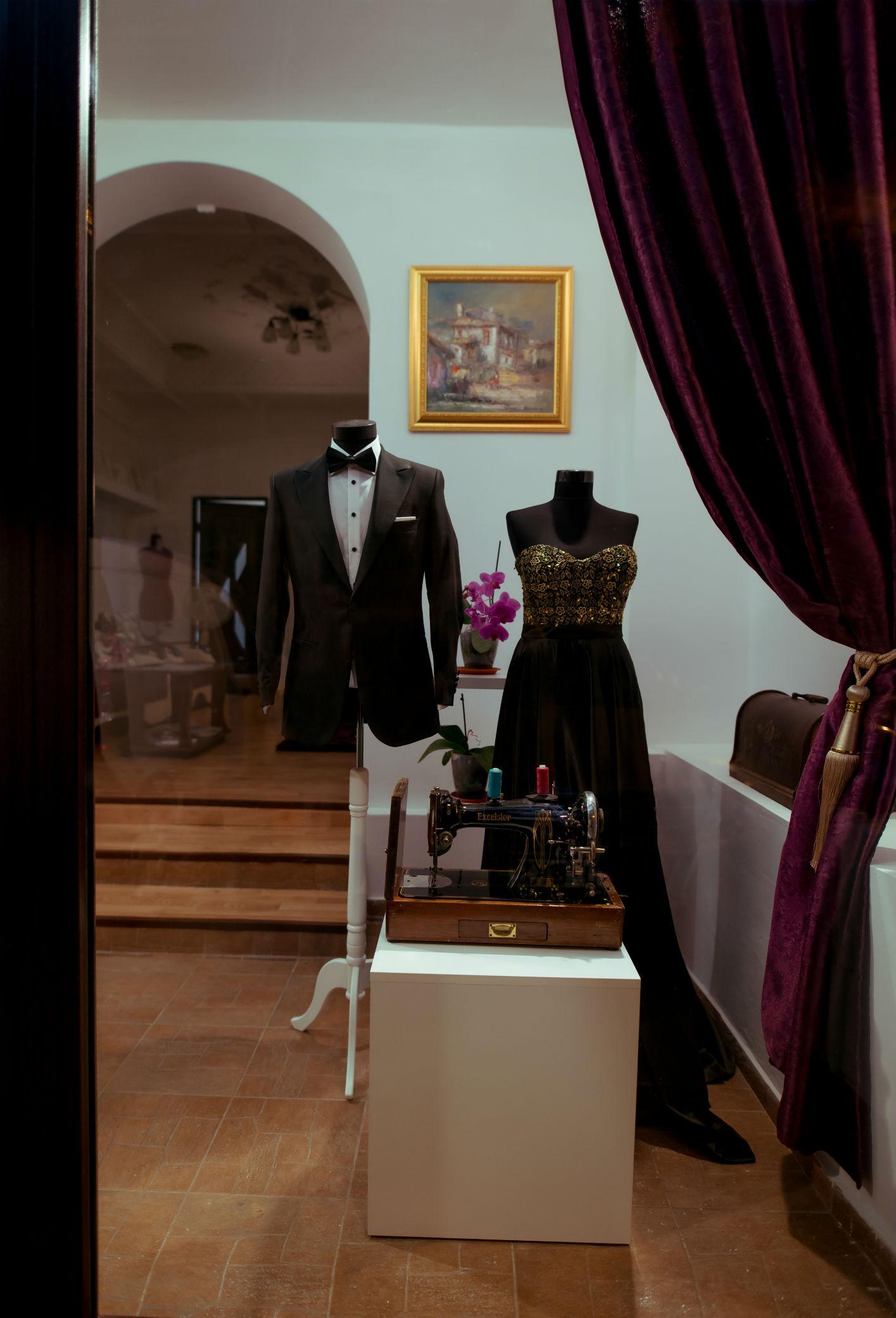 Le Couturier – reinterpretarea conceptului de croitorie urbana