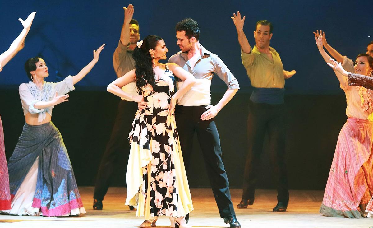 Carmina Burana – Ballet Flamenco de Madrid