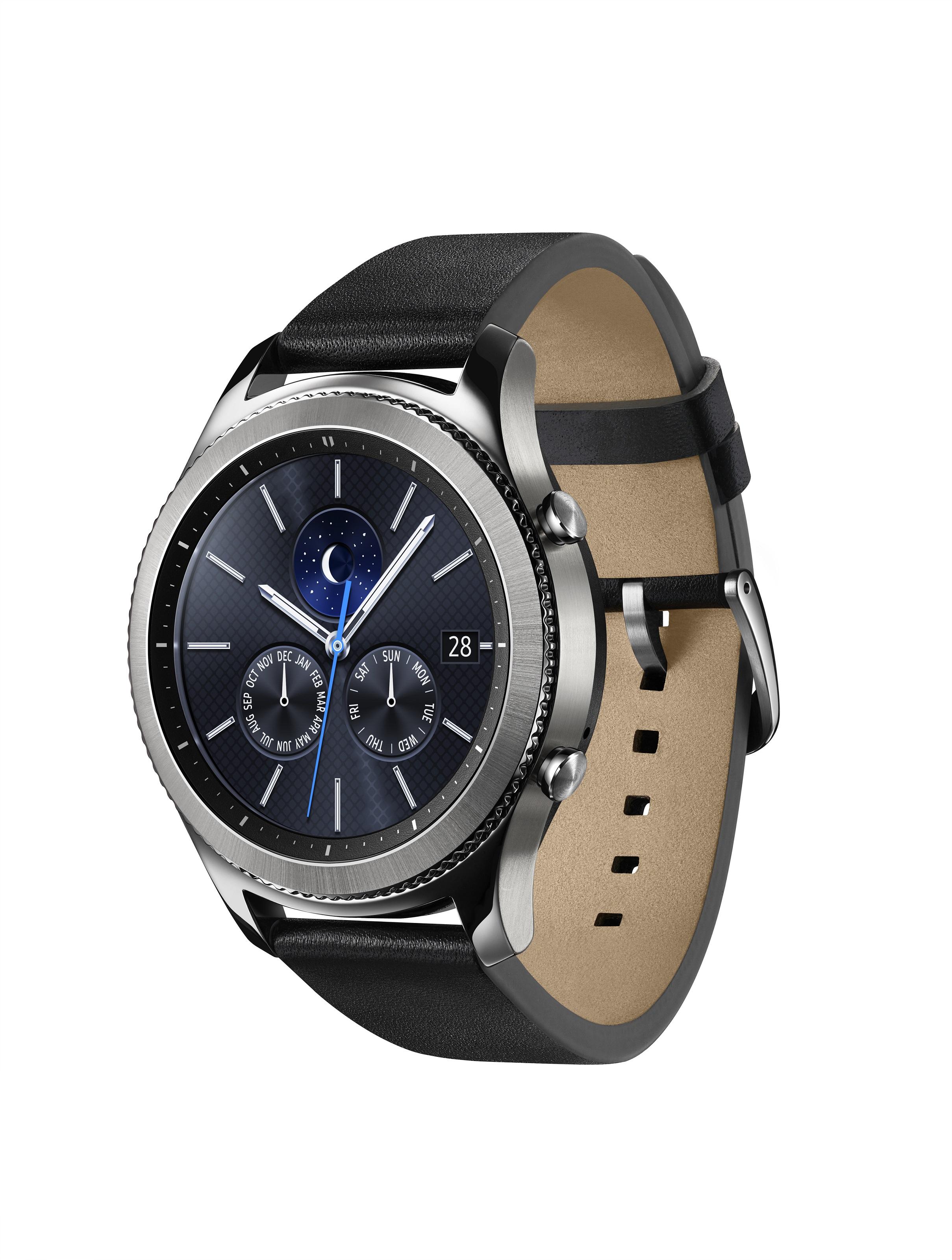 Samsung lanseaza Gear S3