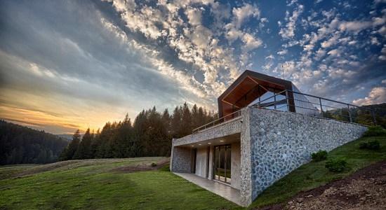 Primul resort montan de locuințe ecologice din România