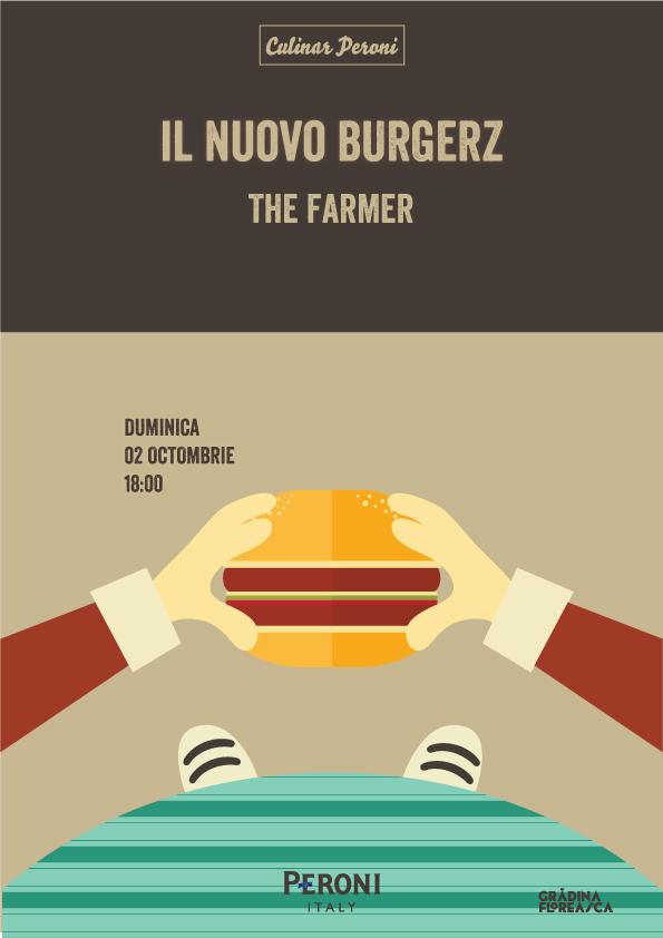 Culinar 19 / Il nuovo Burgerz